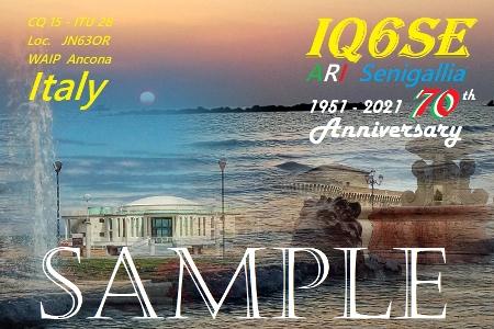 70° Anniversario di ARI-Senigallia